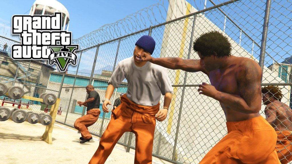 GTA 5 Hapishane Nerede?